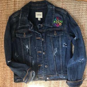 Women's jeans jacket
